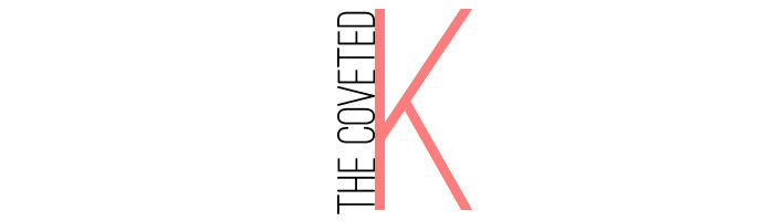 thecovetedk.com - A VISUAL FEAST FOR THE EYES OF ALL THINGS COVETED IN FASHION!